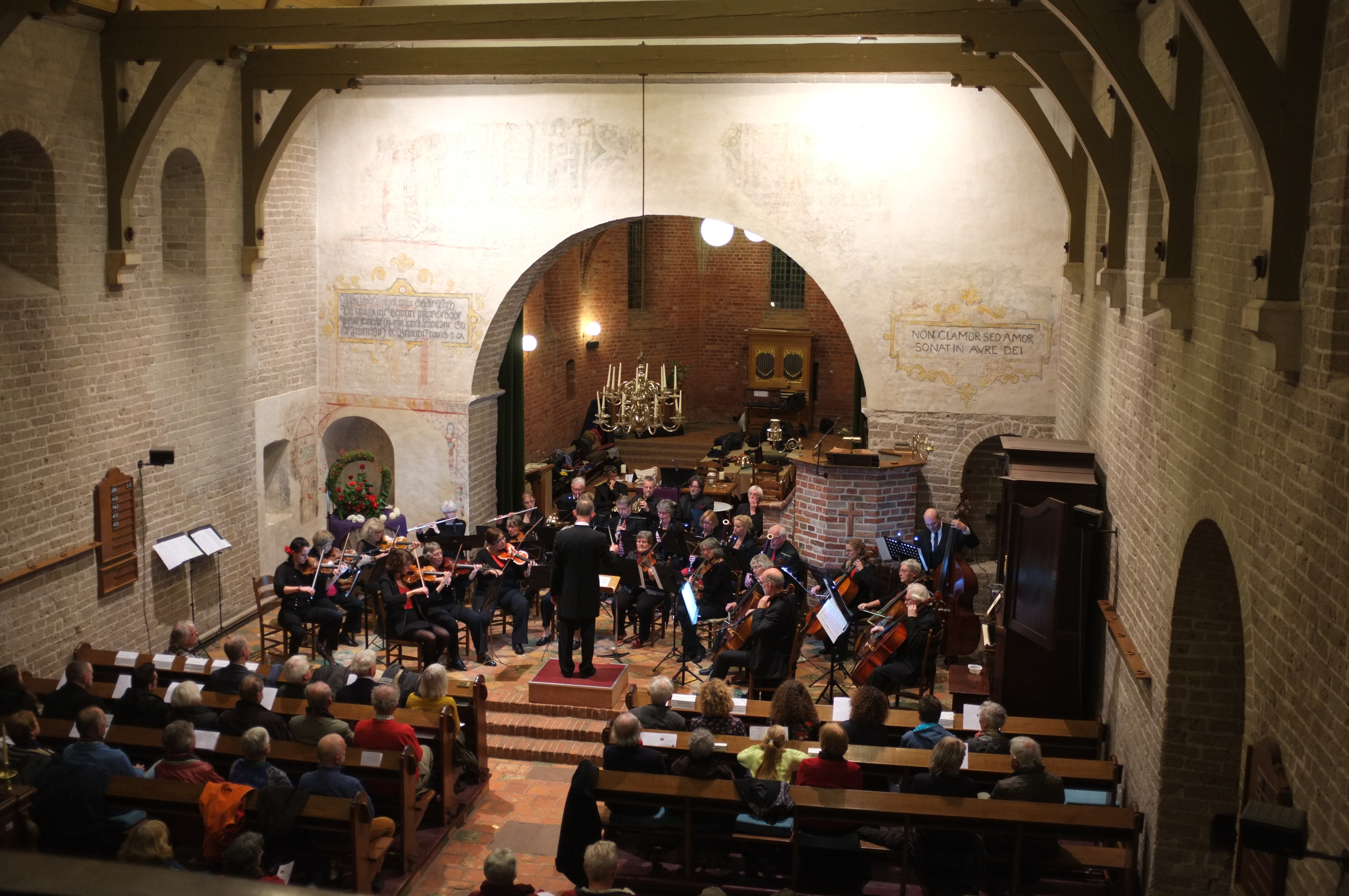 Najaarsconcert Divertimento in Anloo